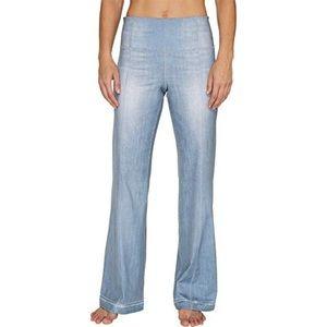 Lucy Yoga Indigo Pant Light Wash Size M 134